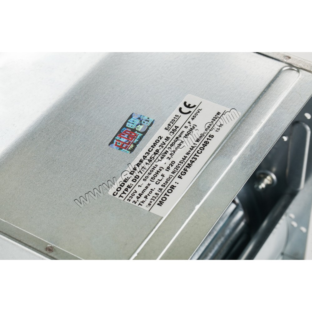 7/7 DD ELCO (145W-IP20) Model:364